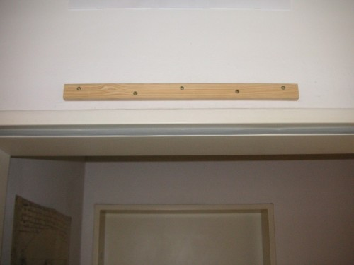 Fingerboard selbermachen - Frontalansicht