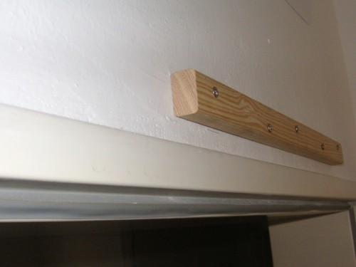 Fingerboard selbermachen - Seitansicht