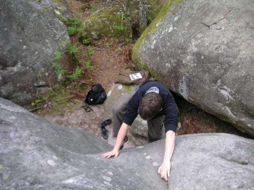 Fontainebleau - Boulder (05/2009)