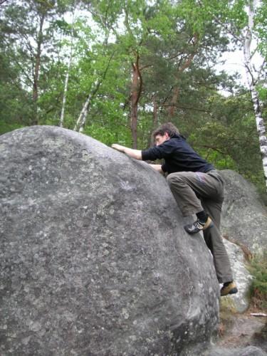 Fontainebleau - Reibung & Sloper (05/2009)