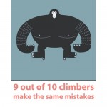 Cover - 9 out of 10 climbers make the same mistakes (Dave MacLeod)