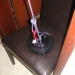 Seilrolle - Gewichte